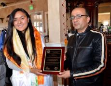 """Pashang Lahmu Sherpa """"Ankita"""" - Winner of Peoples Choice Adventure of the Year 2016 - National Geographic Society"""
