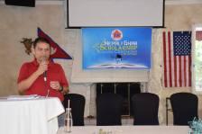 Dr. Sudeep Pyakuryal, Coordinator, Special Committee
